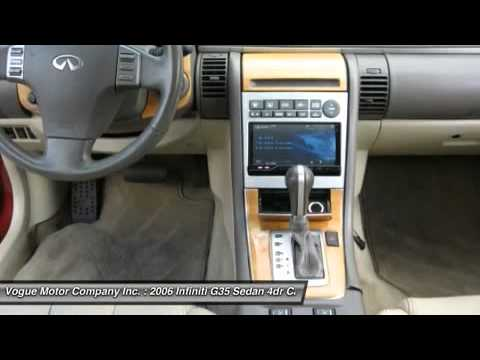 2006 Infiniti G35 Sedan St Louis Mo 9 251 Youtube