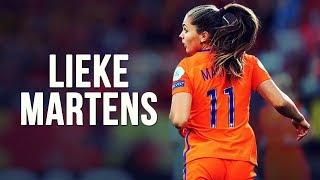 Lieke Martens - Messi in Womens Football  EURO 2017 HD