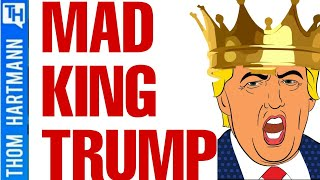 Trump Becomes Mad King In Modern Epic of Gilgamesh, From YouTubeVideos