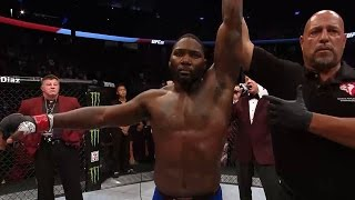 UFC 210: Anthony Johnson - Talking With His Hands