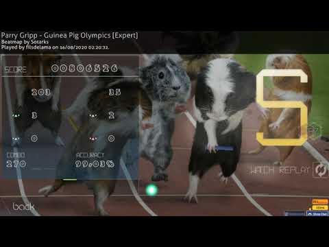 Parry Gripp Guinea Pig Olympics Expert Dt Ez Fc Filsdelama Youtube