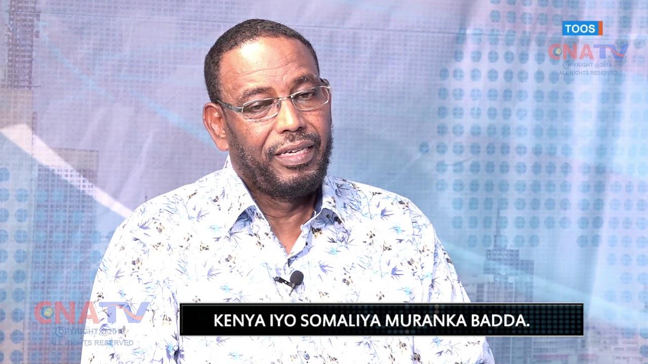 Download FARAH MACALIN OO SI KULUL UGA HADLAY MURANKA BADDA SOMALIYA IYO KENYA