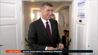 Andrej Babiš - Souvisí kauza Krym (Andreje Babiše ml.) s dostavbou Temelína?