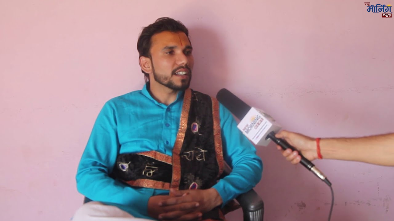 Exclusive Interview with Pandit Nitin Bhardwaj for his new Music Albums