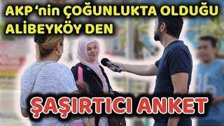 AKP nin ÇOĞUNLUKTA OLDUĞU ALİBEYKÖY den ŞAŞIRTICI SEÇİM ANKETİ   YEREL SEÇİM 2019   Zeyrek