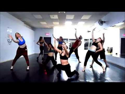 """""""Toxic"""" Britney Spears - Stiletto Street-Jazz @ Scream Dance Academy"""