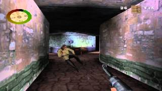 Medal of Honor Underground PSX HD Mission 3 Chapter 3 Gameplay