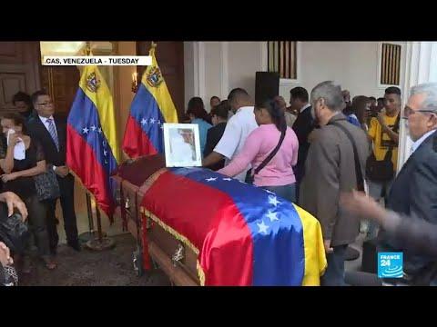 UN calls for probe into death of Venezuelan opposition politician Fernando Alban