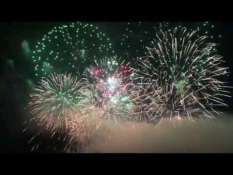 Салют на день города Дубна 2019 команда 3