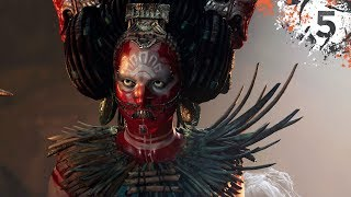 Shadow of the Tomb Raider - Part 5 - DEMON ZOMBIES (Warning: Jump Scares)