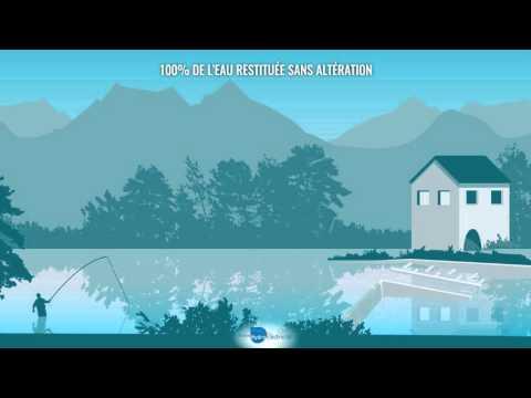 La petite hydroélectricité, énergie renouvelable des territoires