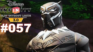 DISNEY INFINITY 3.0 #057 Black Panther ★ Let