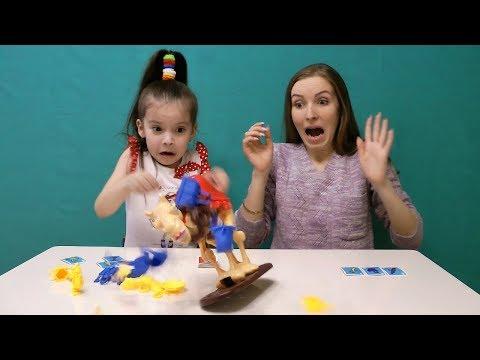 ПЛЮЮЩИЙСЯ ВЕРБЛЮД Челлендж Wild Games Challenge Игры для детей от Мисс Эви 0+