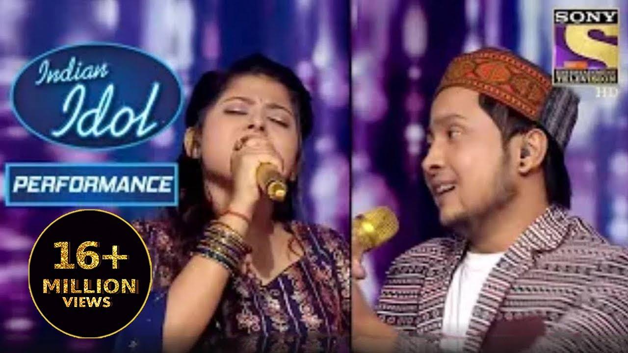 Download Pawandeep और Arunita ने दिया रोंगटे खड़े कर देने वाला Performance | Indian Idol Season 12