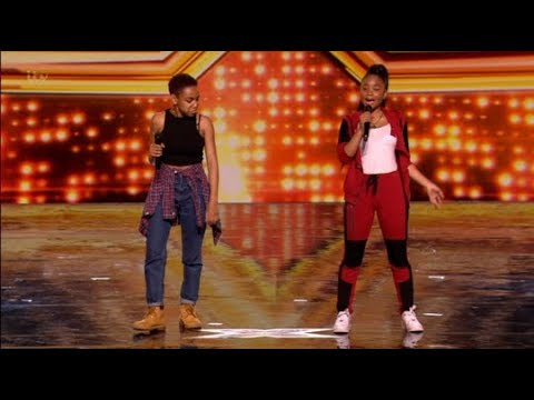 Acacia & Aaliyah - All Performances (The X Factor UK 2018)