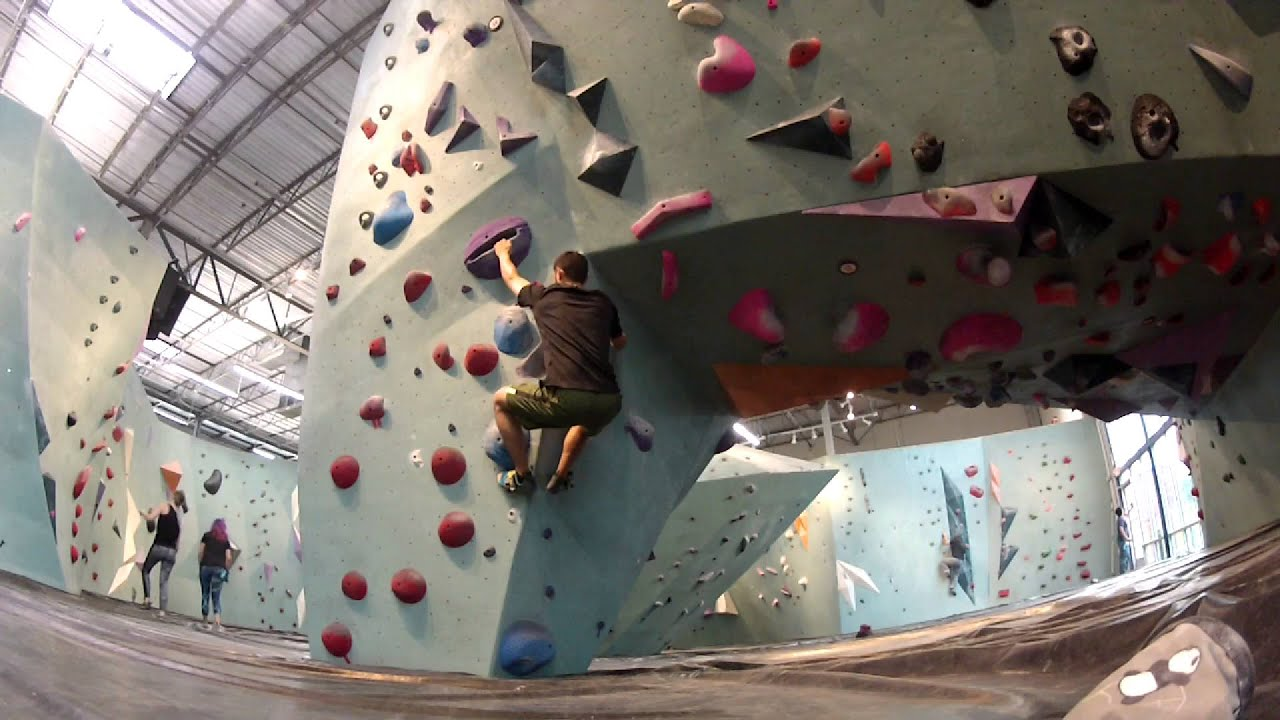 Austin Bouldering Project - YouTube