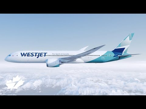 WestJet 787-9 Dreamliner