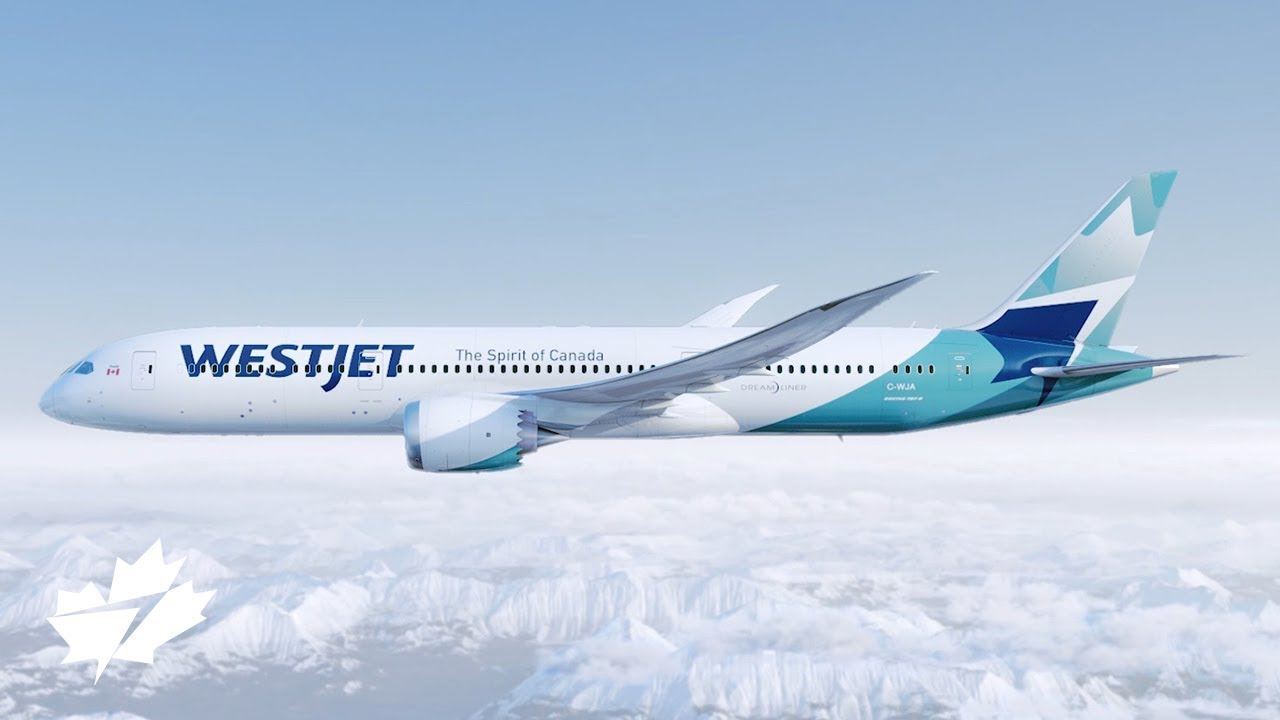 Flights With West Jet Boeing 787 Dreamliner Information Specifications Seat Map And