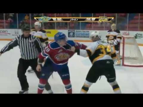 Brian Harris vs Ty Ettinger Jan 9, 2018
