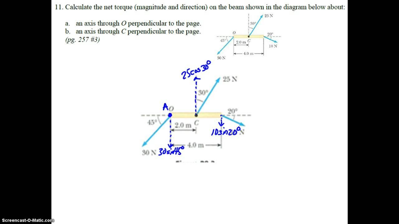 College Physics Equilibrium Problem Set #10-11