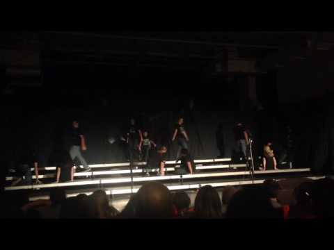 Poca high school show choir 2017 ( FALL SHOW)