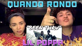 LIL POPPA WENT OFF🔥Lil Poppa - Been Thru feat. Quando Rondo❗️