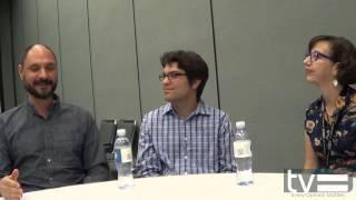 Kristen Schaal, Loren Bouchard & Dan Mintz Interview - Bob