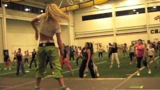ZUMBA THE GREASE MEGAMIX - SHANTELL