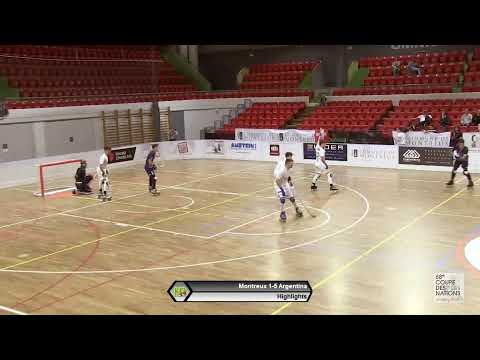 """MONTREUX HC-ARGENTINA 