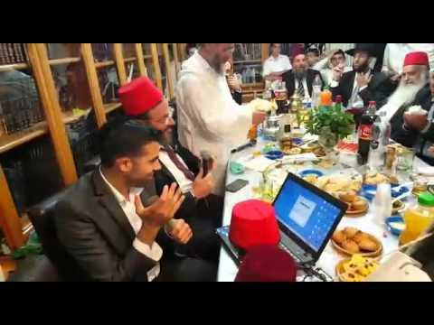 אופיר סלומון - חגיגות המימונה בביתו של הרב מיכאל לסרי שליט''א - 2016 - שמח בני