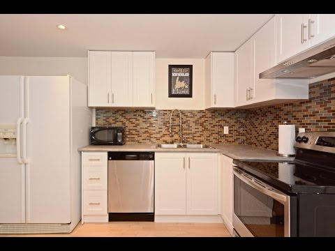 Beautiful and Legal 2 BR Basement Apartment - Oshawa