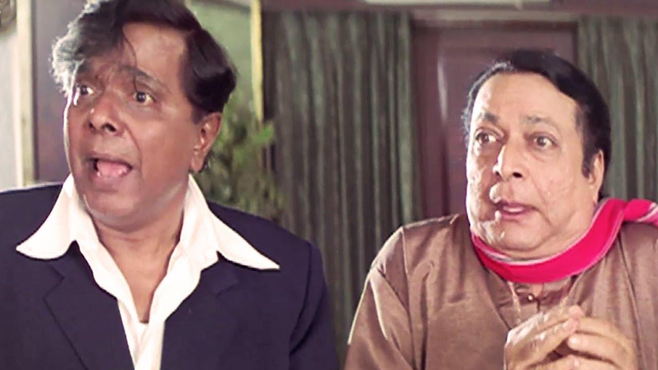 Sadashiv Amrapurkar, Dinesh Hingoo - Koi Mere Dil Mein Hai Comedy Scene 11/16
