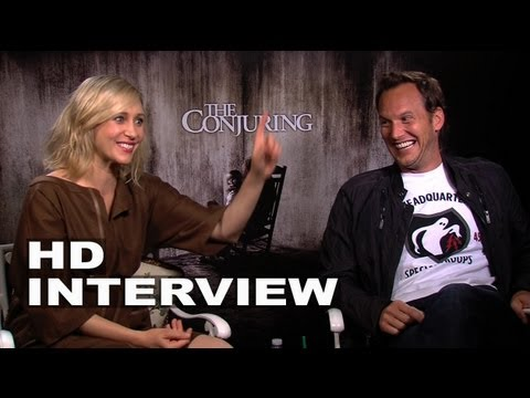 The Conjuring: Funniest Interview You