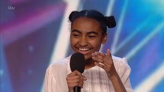 Download Jasmine Elcock - Britain's Got Talent 2016 Audition week 4 Mp3 and Videos