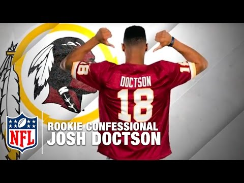 "Josh Doctson ""The One Thing Fans Don"