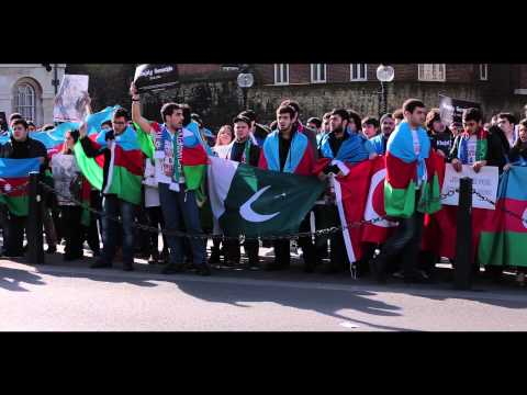Justice for Khojaly !!! London 2014