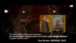 Dan Brown Inferno about Beneath The Hagia Sophia Documentary director; Göksel Gülensoy