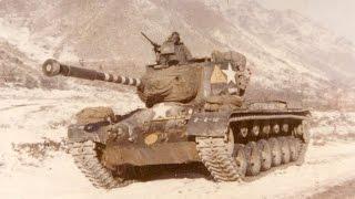 War Thunder Танковое РБ Америка 6,7