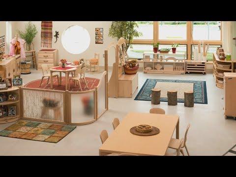 Raumgestaltung In Kitas Youtube