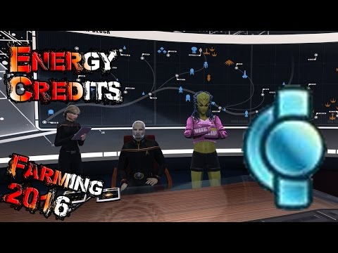Energy Credits farming made easy, 2016 - Star Trek Online