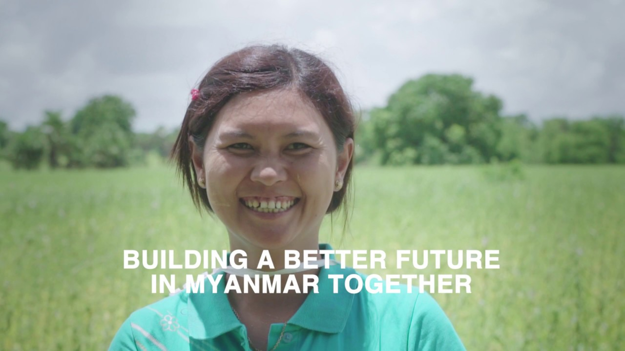 Myanmar Agriculture Network (MAN) Video