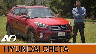 Hyundai Creta (Cantus) - La que si se siente como una camioneta