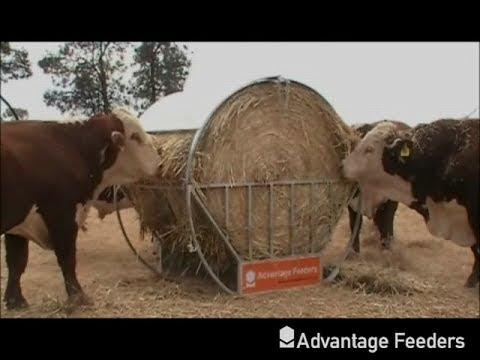 Advantage Feeders Hay Feeder Roof