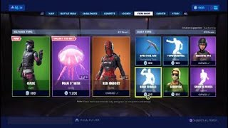 Fortnite Item Shop 7/3/19 *New* Gage Skin!
