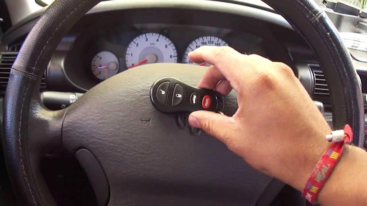 fuse box location 2011 ram 1500  programacion control chrysler  youtube   programacion control chrysler  youtube