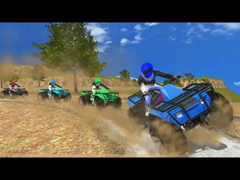Extreme Offroad Quad Bike Racing Game 2019 #Dirt Motorcycle Race Game #Bike Games 3D #Games For Kids