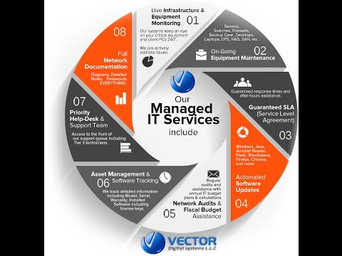 Vector Dubai - IT Support Solutions Dubai - Telecom Support UAE