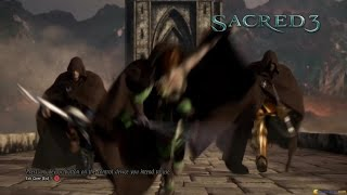 Sacred 3 gameplay (PC Game, 2014)
