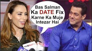 Iulia Vantur's UNBELIEVABLE Reaction On MARRIAGE With Salman Khan