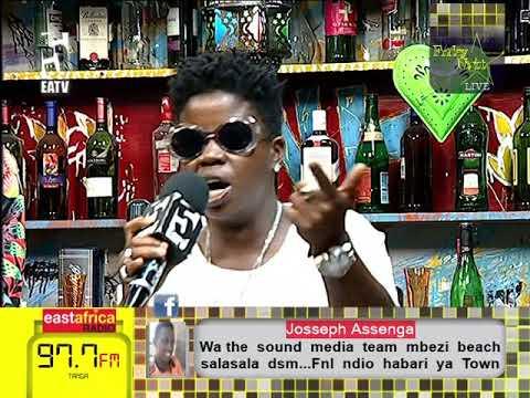 Chiku K: Chid Benzi bado ni msanii mkubwa sana Tanzania.